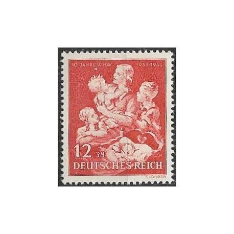859. matka s dětmi ,**,