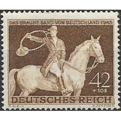854. koně- Mnichov ,**,
