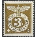 830. Císařský orel s číselnou hodnotou ,**,