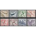 609- 616./8/, Olympiád Mnichov 1936 ,o-,