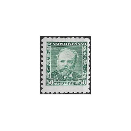 Cz0280. Antonín Dvořák /1841- 1904/  ,**,