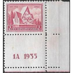 289.- ,KD,DČ,datum, 20. výročí bitvy u Arrasu ,**,