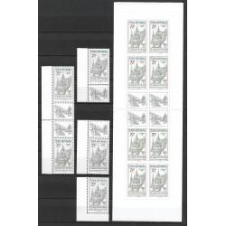457.,sestava,  Tradice známkové tvorby ,**,
