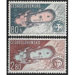 L54- 55./2/, Let sovětských kosmonautů,**,