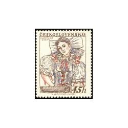 971.- Lidové kroje III.,**,