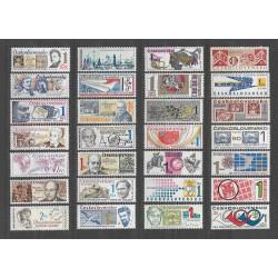 1496/3029./28/ Den poštovní známky 1965- 1992 ,**,