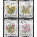 2990- 2993./4/, Ochrana přírody - chráněná květena ,o,