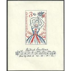 1508.A, 100. výročí opery Prodaná nevěsta,**,