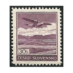 L15.- Letecké známky- definitivní vydání,**,