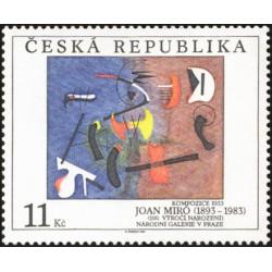 28.- Umělecká díla na známkách 1993,**,