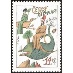 37.-EUROPA -  Významné objevy- Marco Polo, **,