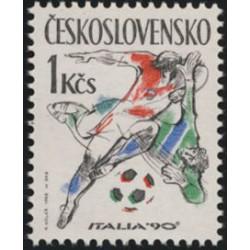 2941. Mistrovství světa v kopané ITALIA 1990,**,