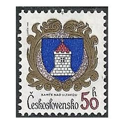 2680. Znaky československých měst,**,