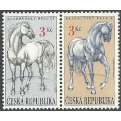 123-122.St./2/, Kladrubští koně, **,