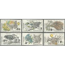 2587-2592./6/, Ochrana přírody v ČSSR,**,