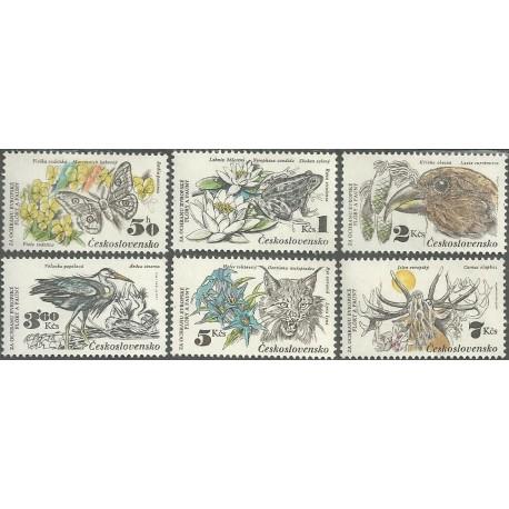 2587-2592./6/,Ochrana přírody v ČSSR,**,