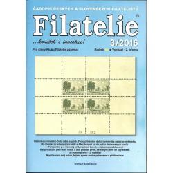 Filatelie 03/2016