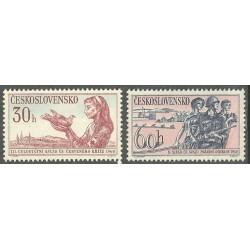 1117- 1118./2/, III.sjezd ČSČK a II.sjezd ČSSPO,**,