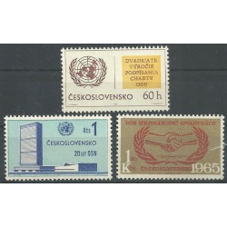 1454- 1456./3/ 20. výročí založení OSN,**,