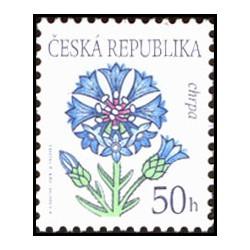 378. Krása květů- Chrpa,**,