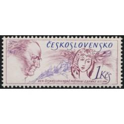 2965. Den čs. Poštovní známky 1990,**,