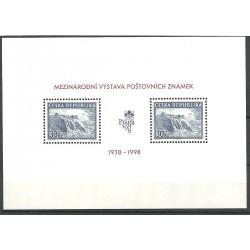 171.,A, Historie výstav - PRAGA 1998,**,