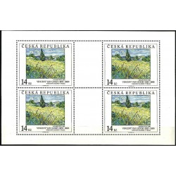 29.-,PL, Umělecká díla na známkách 1993,**,