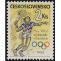 3007. XXV. Letní Olympijské hry Barcelona 1992,**,