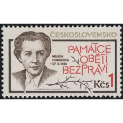 2946. Dr. Milada Horáková,**,