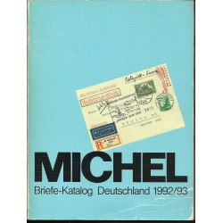 Brief-Katalog Deutschland 1992/93 MICHEL,