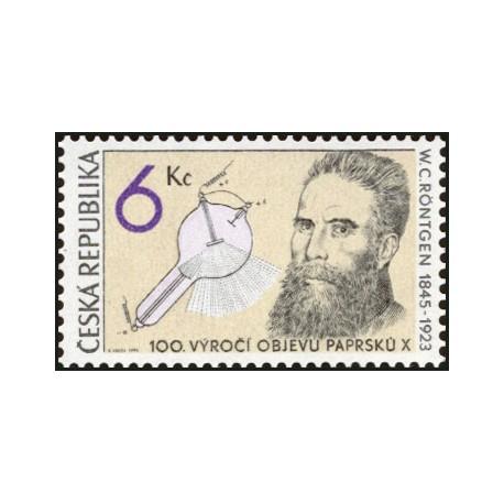 94.100.výročí objevení paprsků X   W.C.Rontgenem, **,