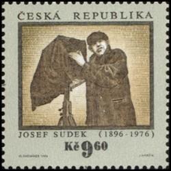 104. Česká fotografie- Josef Sudek, **,