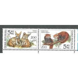300- 303./4/,St., Ochrana přírody - zvířata v ZOO,**,