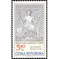313. Tradice české známkové tvorby,**,