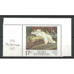 319.KL, Umělecká díla na známkách - Vlaho Bukanovac,**,