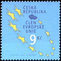 394. vstup ČR do EU 2004,**,