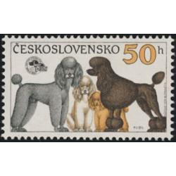 2947.- Světová výstava psů Brno 1990,**,