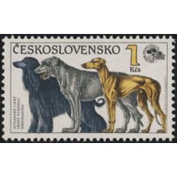 2948.- Světová výstava psů Brno 1990,**,
