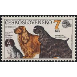 2950.- Světová výstava psů Brno 1990,**,