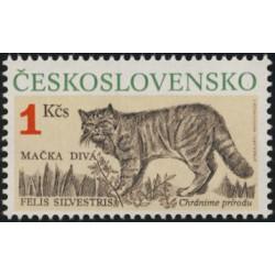 2956.- Ochrana přírody - chránění savci,**,