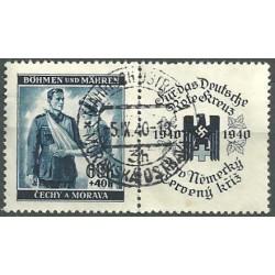 50.-,KP, Německý červený kříž,o,