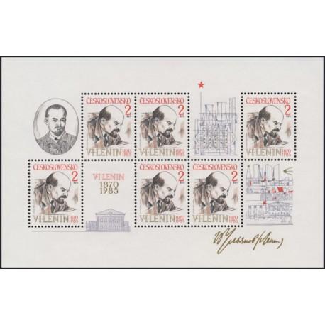 2688.A, 115. výročí narození V.I.Lenina,**,