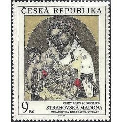 27.- Umělecká díla na známkách 1993,**,