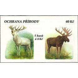ZS65,181. Ochrana přírody- bilý jelen,**,