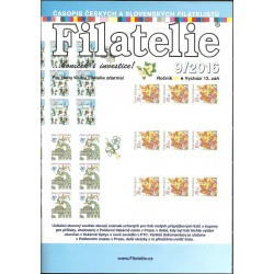 Filatelie 08/2016