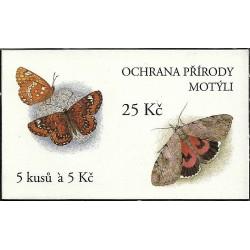 ZS74,212/211. Ochrana přírody- motýli,**,