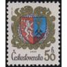 2525- 2528./4/, Znaky československých měst,**,