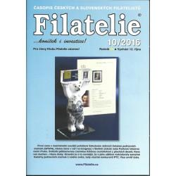 Filatelie 10/2016