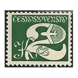 2413- 2414./2/,č, Svitkové výplatní známky,**,