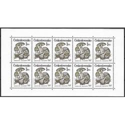 2910.-,PL, Jedovaté houby,**,